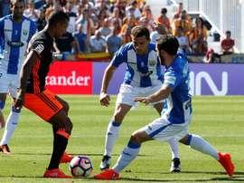 El centrocampista podría reaparecer ante el Atlético de Madrid la próxima jornada. EFE/Archivo