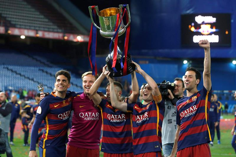 Mourning Barcelona Will Not Celebrate If They Win Copa Del