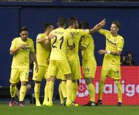 El Villarreal se conformó con un punto en Turquía. EFE/Archivo