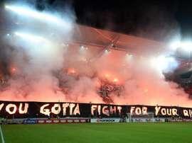 El Legia ha olvidado las penas europeas con una victoria en el campeonato doméstico. EFE/Archivo