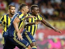 El Fenerbahçe ha logrado un triunfo vital para su clasificación para la final copera. EFE/Archivo