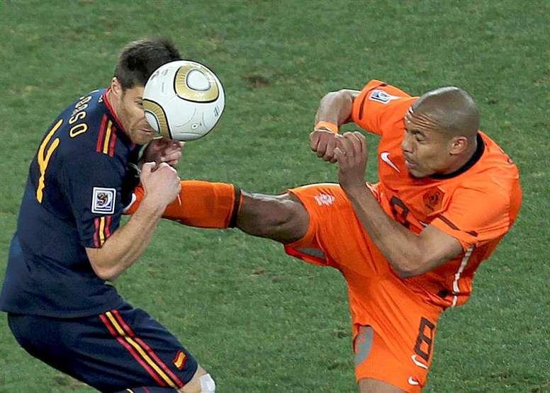 Leur sélectionneur a jugé bon de s'en excuser auprès des Espagnols. efe