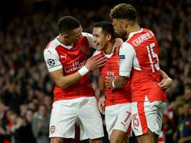 Kieran Gibbs todavía no tiene claro su futuro en el Arsenal. EFE