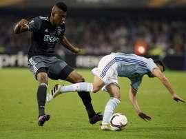 El jugador del Ajax tendrá una buena oportunidad para seguir creciendo. EFE