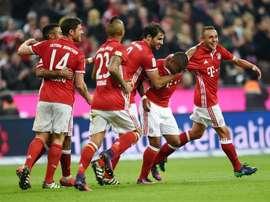 El Bayern tendrá enfrente a un equipo que, aunque modesto, está en la primera categoría. EFE/EPA