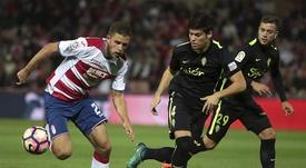 Granada y Sporting firmaron un pobre empate. EFE
