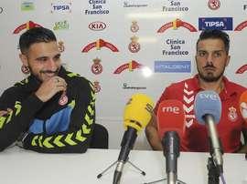 David Forniés quiere aprovechar las oportunidades ante el Madrid. EFE