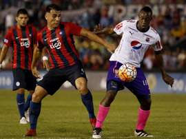 Cerro Porteño vería con buenos ojos la llegada de Gianni Rodríguez. EFE/Archivo