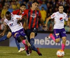 Cerro Porteño empató a uno ante Olimpia. EFE/Archivo