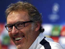 Blanc could be the man in the dugout at Roma next season. EFE/Archivo