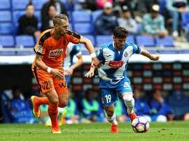 El defensa no se fía del Villarreal, su próximo rival en Liga. EFE