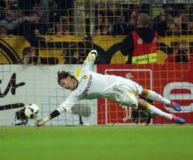 Weidenfeller will leave Dortmund at the end of the season. EFE