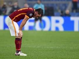 Alessandro Florenzi devrait rester à la Roma. EFE