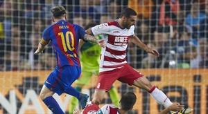 As prováveis escalações de Barcelona e Granada. EFE