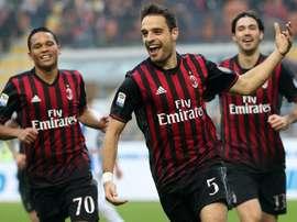 El Milan ha comenzado con buen pie su pretemporada. EFE/Archivo