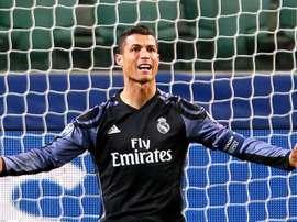 Le Real Madrid avait pourtant bien commencé le match. AFP