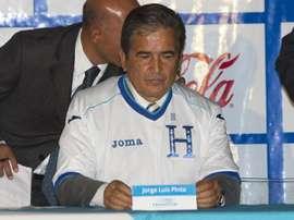 Honduras goleó a Belice en un amistoso. EFE/Archivo