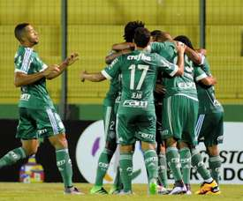 Palmeiras reforça seu time com Veiga. EFE/Archivo