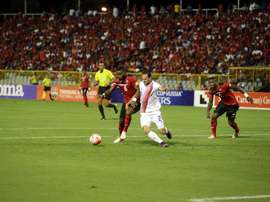 Costa Rica sumó una importante victoria. EFE