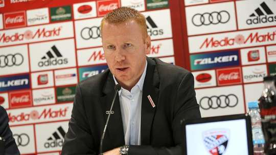 Maik Walpurgis previously managed Ingolstadt. EFE