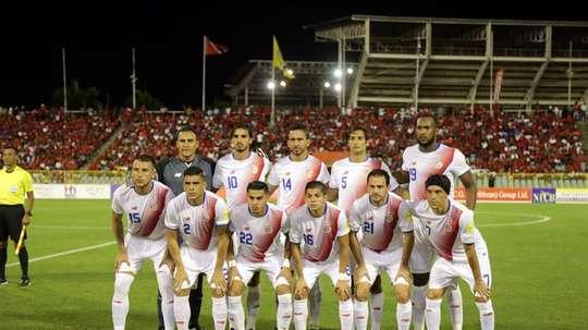 Costa Rica es una fuerte aspirante para alzarse con el trofeo y extender su hegemonía. EFE/Archivo