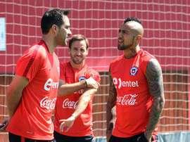 Pizarro espère que le Chili apprendra de ses erreurs. EFE