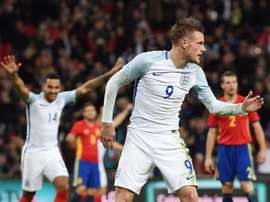 Vardy is on form and England need to ask him to return to play for the Three Lions. EFE