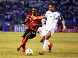 El combinado hondureño sigue como líder en la Copa Centroamericana. EFE/Archivo