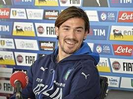 Romagnoli no saldrá del Milan. EFE/Archivo