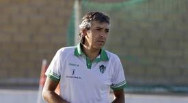 El entrenador del Guijuelo reconoció que su equipo no fue rival para el Atleti. EFE