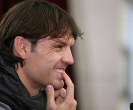Morientes would liked to manage Mexico. EFE