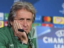 El técnico del Sporting de Lisboa da por imposibles los regresos de Gutiérrez y Montero. AFO