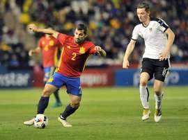 La Sub 21 de España conocerá sus rivales el 1 de diciembre. EFE/Archivo