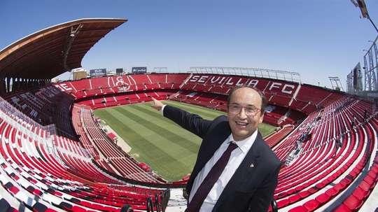 Pepe Castro confía en llegar a una nueva final. EFE