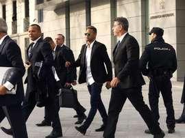 Et si le père de Neymar décrochait de nouveau le téléphone ? EFE