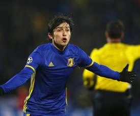 Rostov a signé cinq matches nuls de suite, sans but. EFE