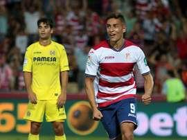Ezequiel Ponce sabe la importancia del choque ante el Valencia. EFE/Archivo