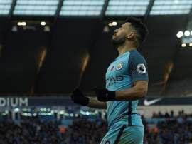 Manchester City reprend la route de la victoire. EFE