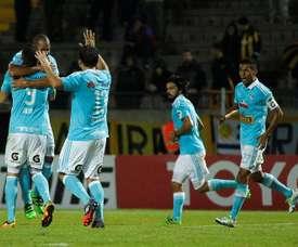 Sporting Cristal volvió a ganar. EFE/Archivo