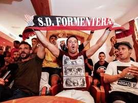 Fichajes en el Formentera. EFE