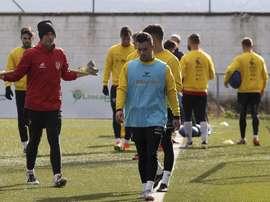 El Guijuelo incorpora a Xavier Álvarez. EFE