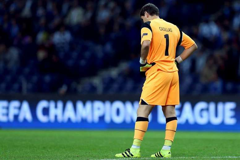 Iker Casillas has made his decision. EFE/Archivo