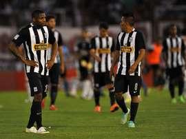 Alianza Lima solo pudo empatar ante Sport Boys. EFE/Archivo