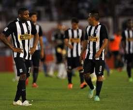 Alianza Lima empató el encuentro ante su rival. EFE/Archivo