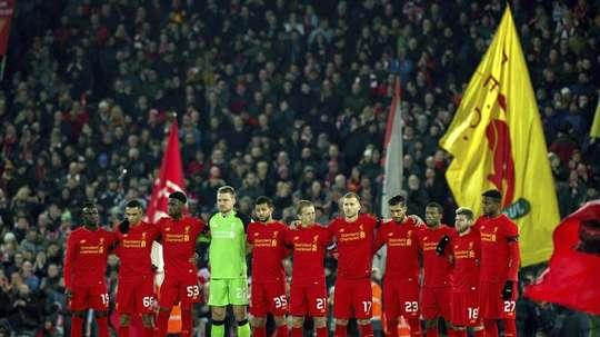 Liverpool FC. EFE