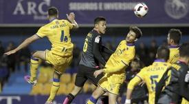 Rafa Páez espera reencontrarse con la victoria. EFE