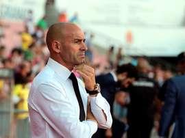 Jémez es uno de los tres emigrantes del fútbol español este año. EFE