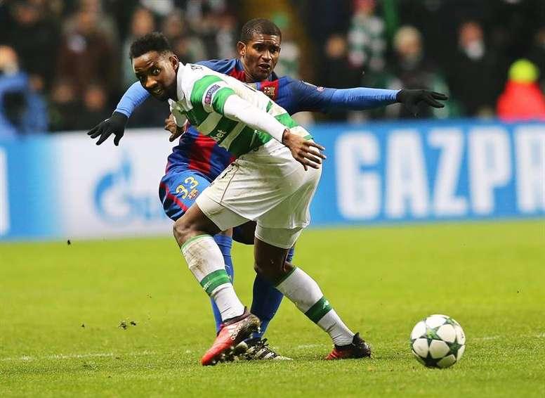 El Borussia Dortmund quiere a Moussa Dembélé. EFE