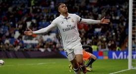Mariano é uma das opções para substituir Willian José. EFE