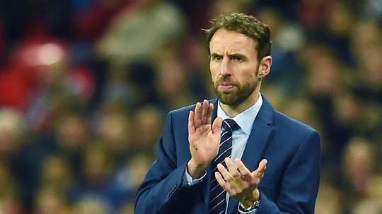 Southgate's decision to start Rashford and Dier was vindicated. EFE/Archivo